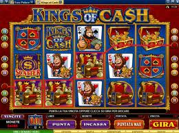 King Of Cash Slot Machine