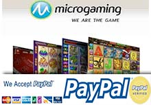 Microgaming Paypal Casinò Online